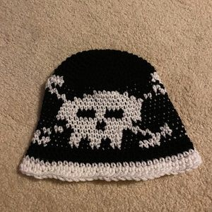 💜Skull Bones Hat/Special size orders Available 💝